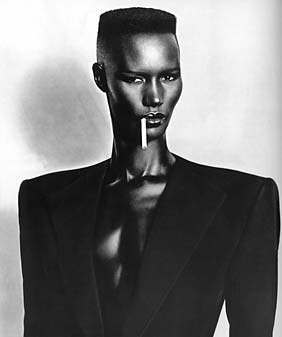 Grace Jones, Nightclubbing album cover, 1981Jean-Paul Goude